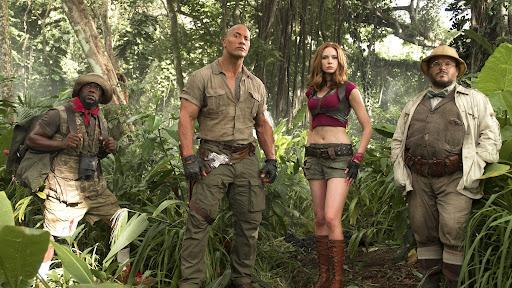 Jumanji En La Selva Subtitulada Movies On Google Play