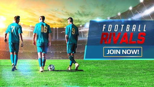 Football Rivals - Soccer game to play with friends Apkfinish screenshots 5