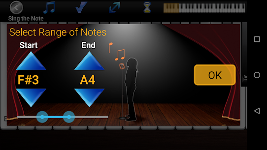 Voice Training Pro Sing the Phrase fixes MOD (Paid) 5