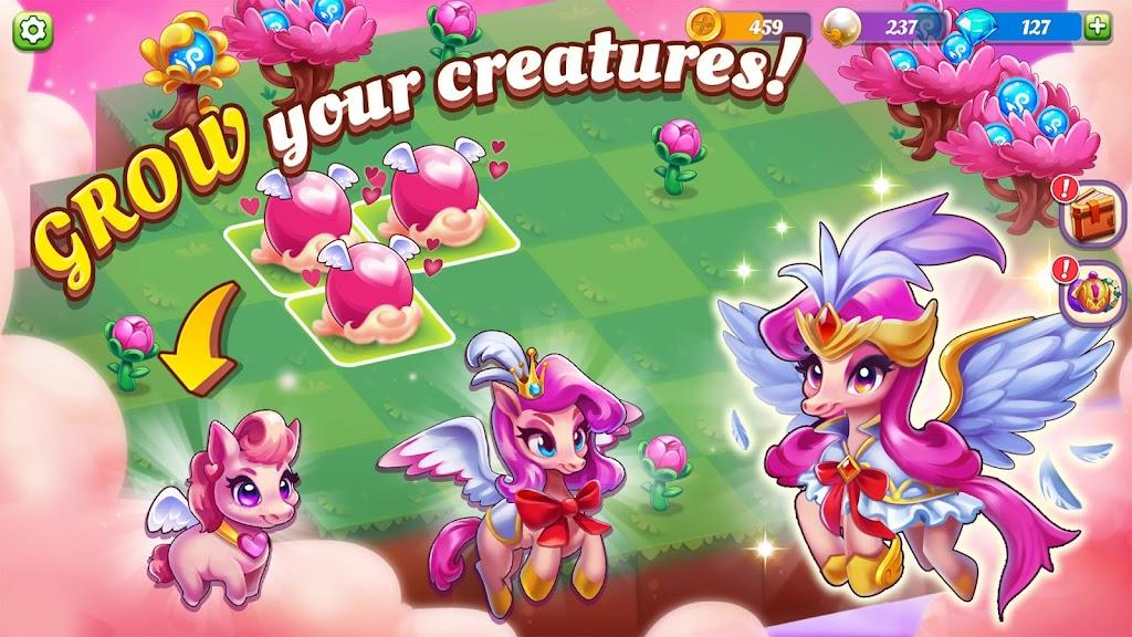 Wonder Merge - Magic Merging and Collecting Games poster 1