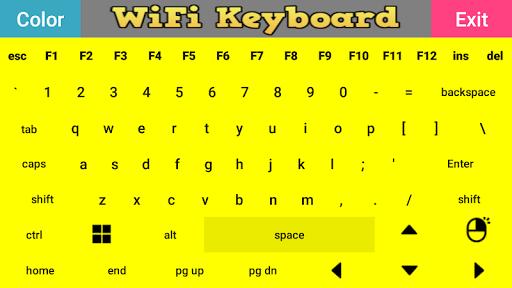 Foto do WiFi Keyboard - Wireless keyboard & Mouse for PC