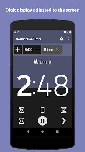 Notification Timer - Countdown 1.5.2 screenshots 5