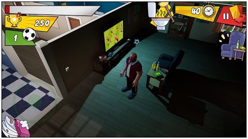 Angry Dad: Arcade Simulator Game  screenshots 4