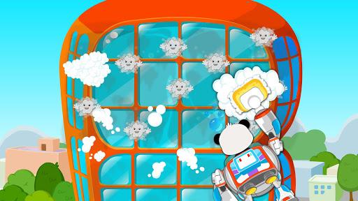 Little Panda Green Guard apkmr screenshots 5