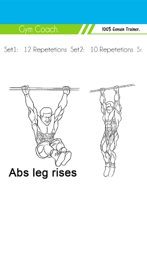 Gym Coach - Gym Workouts 47.6.8 Screenshots 6