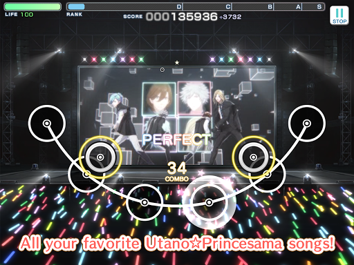 Utanou2606Princesama: Shining Live apkpoly screenshots 8