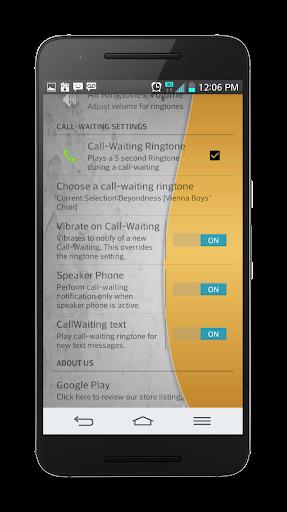 Call Music (Free CRBT - Caller Ring Back Tone)  screenshots 1