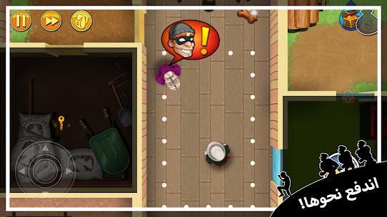 لعبة سرقة بوب Robbery Bob مهكرة Mod 4
