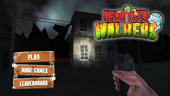 Dead City Walkers – Zombies Survival Shooter Hack Online (Android iOS) 1