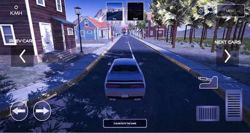 Driver Life - Car Simulator, Drift & Parking [Demo screenshots 1