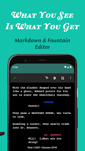 JotterPad – Writer, Screenplay, Novel (MOD, Premium) v13.0.11 2