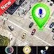 無料のGPSマップの方向、マップアプリ、音声ナビゲーション、交通情報、GPS衛星ライブアースマップ