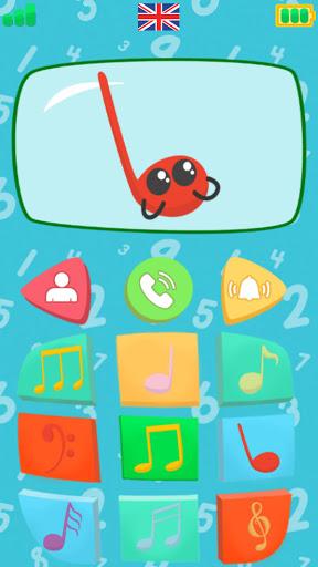 Baby Phone Nursery Rhymes modavailable screenshots 18