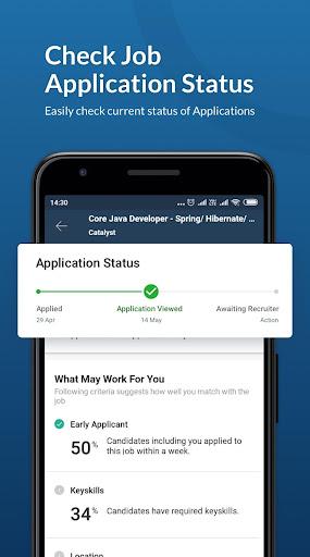 Naukri.com Job Search App: Search jobs on the go! 15.4 Screenshots 3