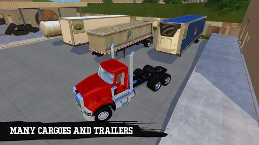 Truck Simulation 19 1.7 screenshots 8