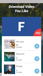 Download Videos Fast & Free – Video Downloader 1