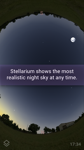 Stellarium Mobile Free - Star Map  screenshots 1