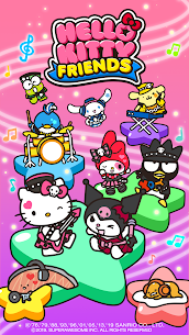 Hello Kitty Friends 5