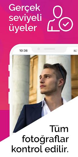 Dating and Chat for Turkish Singles - Pembepanjur  Screenshots 5