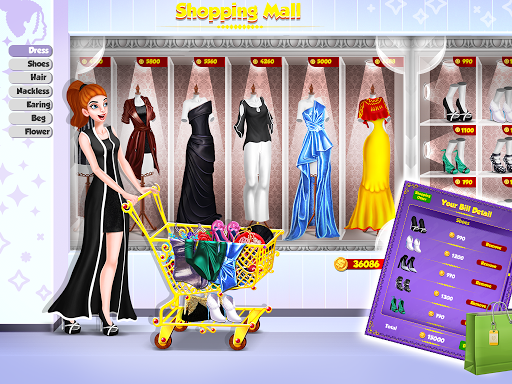 Supermodel: Fashion Stylist Dress up Game 1.0.13 screenshots 4