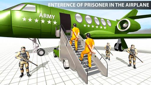 Army Prisoner Transport & Army Plane Game 3d  Pc-softi 1