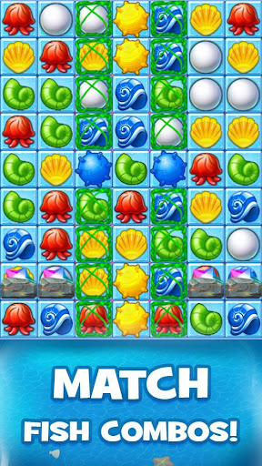 Fish Blast Games Save the Fish  screenshots 1