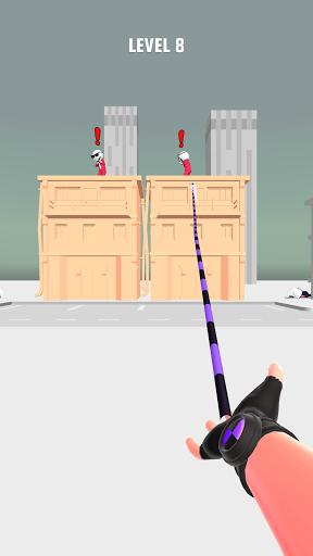 Ropeman 3D modiapk screenshots 1