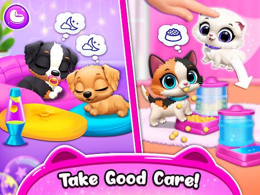 FLOOF - My Pet House - Dog & Cat Games  screenshots 10