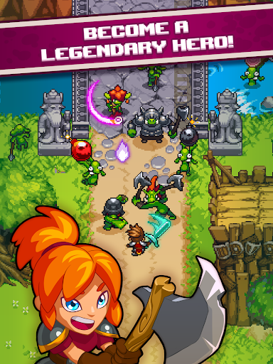 Dash Quest Heroes 1.5.19 screenshots 6