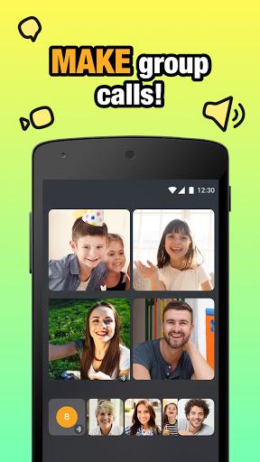 JusTalk Kids - Safe Video Chat and Messenger  Screenshots 8
