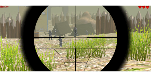 Sniper Shooter 3D Free Hack Game Android & iOS 2