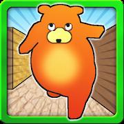Bear in Farm 3D - Maze Run