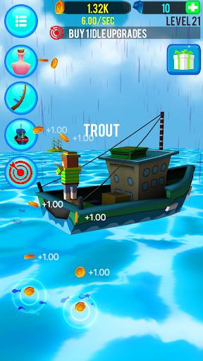 Fishing Clicker Game  screenshots 4