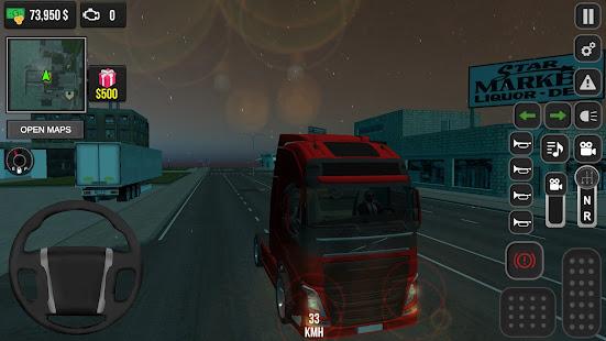Real Truck Simulator Mod Apk
