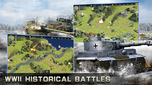 World War 2: Strategy Games WW2 Sandbox Simulator 174 screenshots 16