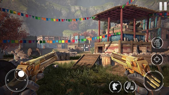 Battleops Mod Apk- campaign mode game (Dumb Enemy) 9