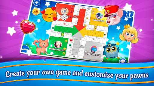 Loco Parchu00eds - Magic Ludo & Mega dice! USA Vip Bet 2.61.1 screenshots 2