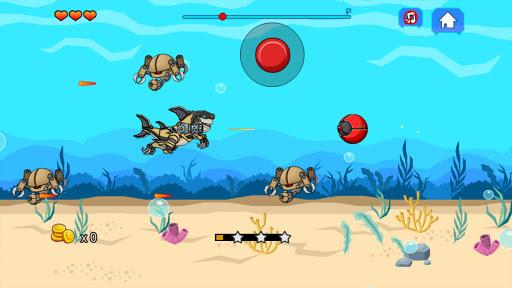 Robot Shark Attack 2.6 screenshots 2
