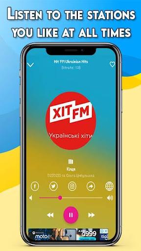 ukrainian music: ukrainian songs, ukrainian radio screenshot 3