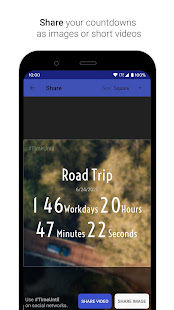 Time Until   Beautiful Countdown App + Widget 3.3.0 Screenshots 7