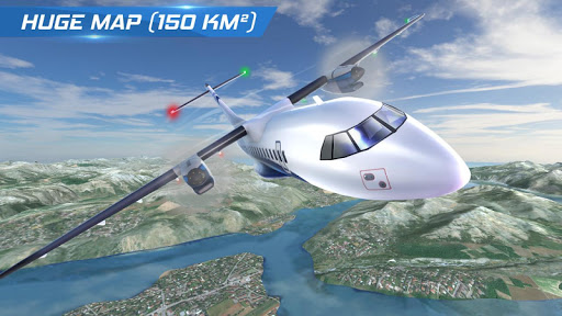Airplane Flight Pilot Simulator  Screenshots 21