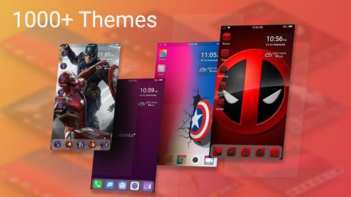 Launcher iOS 14 4.6 Screenshots 10