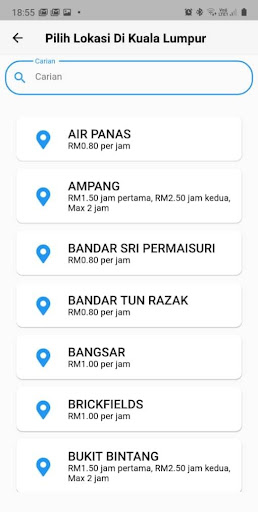 Flexi Parking apktram screenshots 6