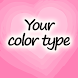 Your color type. Tips for everyone.