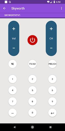 Universal Skyworth Remote Control modavailable screenshots 5