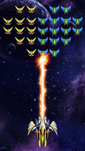 Galaxy Invaders: Alien Shooter Mod Apk (Unlimited Coins/Gems) 2