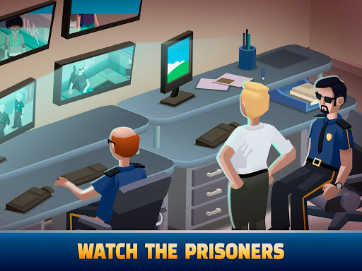 Idle Police Tycoon - Cops Game 1.2.1 screenshots 10