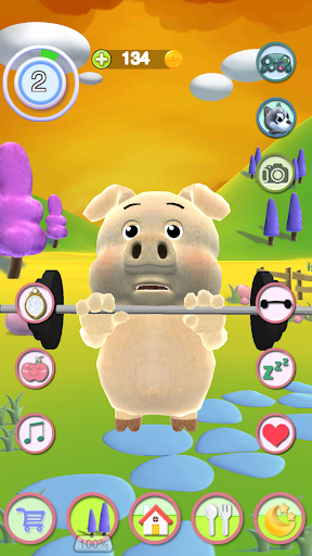 Talking Piggy modavailable screenshots 3