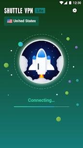 Shuttle VPN Lite – Smaller, Faster 2