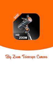 Big Zoom Telescope Camera | Photo & Video